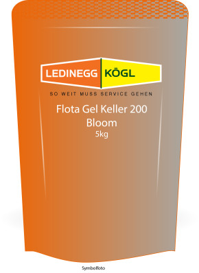 Ledinegg Kögl Flota Gel Keller 200 Bloom
