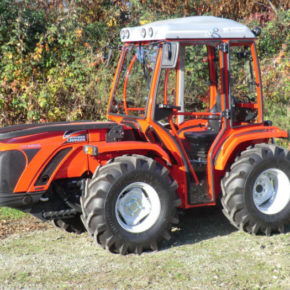 Carraro TN 6400 Kabine